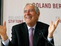 Medien: Roland Berger plant Fusion