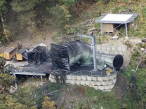 Grubenexplosion in Neuseeland