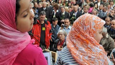 Mord von Dresden: Multikulturalismus