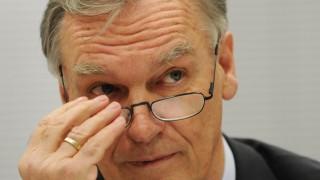 BKA-Präsident warnt vor Panikmache  Präsident des Bundeskriminalamtes (BKA) Jörg Ziercke