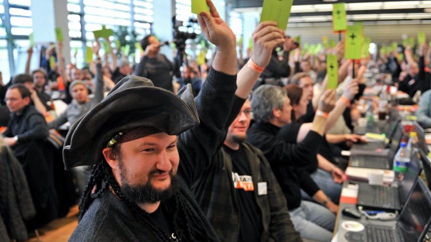 Parteitag der Piraten