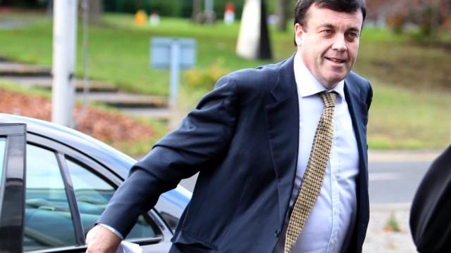 Räumt Finanzbedarf seines Landes ein: Brian Lenihan, der irische Finanzminister