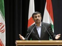 Ahmadinedschad besucht Beirut