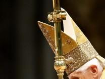 Benedict XVI Papst Benedikt