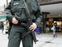 Germany Raises Security Level