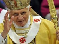 Papst Benedikt XVI. erhebt Erzbischof Marx zum Kardinal