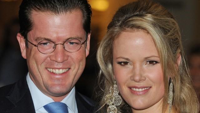 Ehepaar Guttenberg: Traumpaar der Deutschen ?