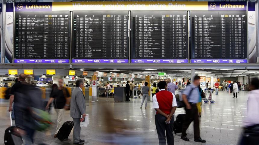 Flughafen Frankfurt Urteil zur Meinungsfreiheit
