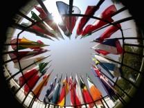 Fischer wirbt fuer EU-Beitrittsgespraeche mit der Tuerkei