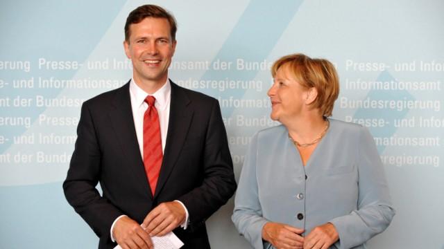 Die Schonfrist für Merkels Sprecher ist um