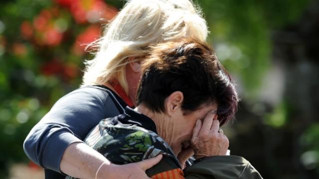 Neuseeland Keine Hoffnung für verschüttete Bergleute