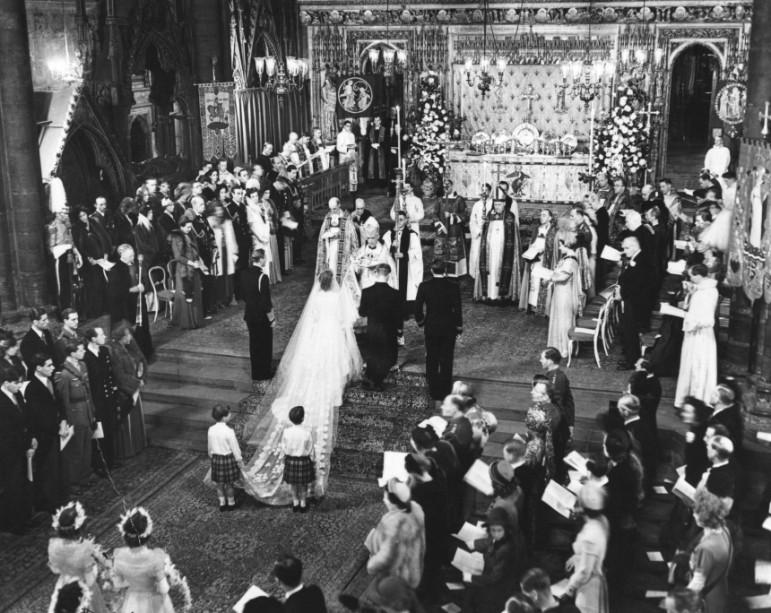 Hochzeit In Der Westminster Abbey Die Kirche Der Konige Prinz