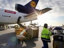 Erstmals ueber 54 Millionen Passagiere am Frankfurter Flughafen