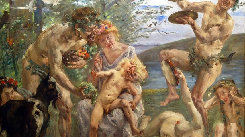 Griechische Götterwelt in Bremer Kunsthalle