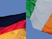 Flagge Deutschland Irland
