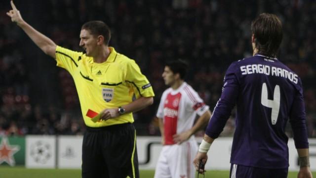 Europapokal Champions League: Real Madrid
