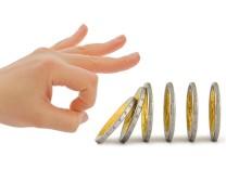 Münzen-Domino