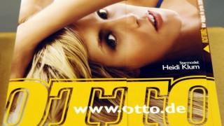 Der Otto-Versand wirbt auf seinen Katalogen mit bekannten Models, wie Heidi Klum. Auf Facebook soll nun ein 22 Jahre alter Student mit blonder Perrücke das Unternehmen präsentieren.
