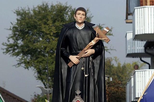 Prozession St. Gerardo