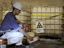 NDR berichtet ueber vermehrte Leukaemieerkrankungen in Gebiet um Atommuelllager Asse