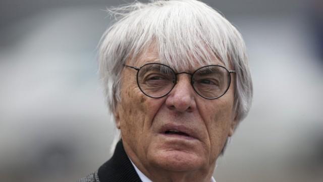 Formel 1 - GP Kanada - Bernie Ecclestone