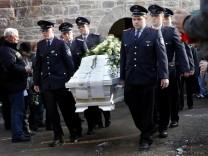 Beerdigung Tobias