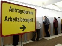 Bundestag beschliesst Aenderungen beim ALG II