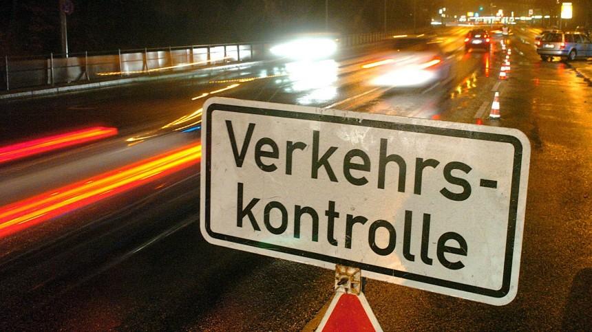 GROß ANGELEGTE VERKEHRSKONTROLLE IN HAMBURG