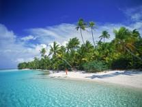 Themenpaket Bali - Südsee-Paradiese versinken im Meer - Cook Inseln