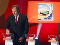 Auslosung Frauenfußball-WM 2011