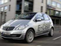Nächste Mercedes A-Klasse regulär auch als Elektroauto