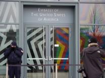 Geheime Berichte zeigen harsche Kritik der US-Diplomaten an Bundesregierung