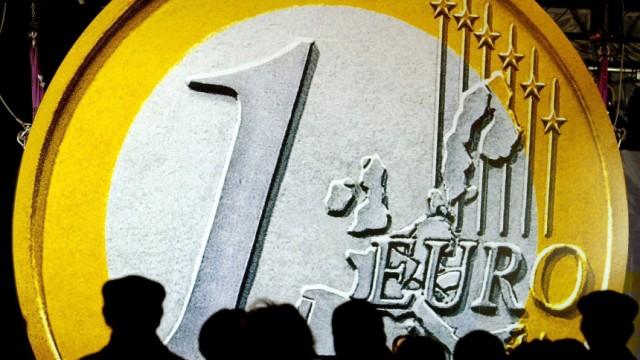 60 Jahre Bundesrepublik - Euro