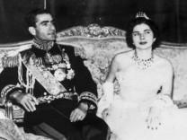 Hochzeit Soraya und Schah Mohammed Reza Pahlewi