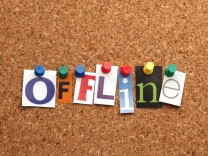 Offline Symbolbild