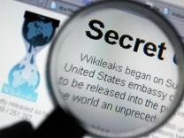 Wikileaks - Homepage
