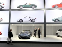 Porsche Hauptversammlung - Porsche Ausstellung
