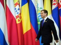OSZE-Gipfel - Medwedew