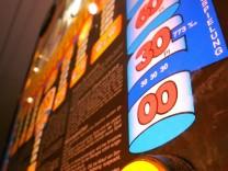 Spielautomat - Risikoknopf