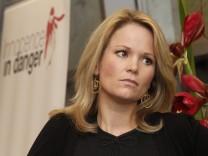 Stephanie zu Guttenberg beim Benefiz-Empfang der Frauen Union