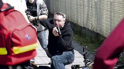 Berlin: Tempelhof-Proteste