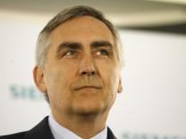 Jahresgehalt von Siemens-Vorsitzendem Loescher liegt bei zehn Millionen Euro