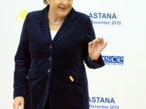 OSZE-Gipfel - Merkel
