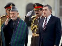 Großbritannien in Afghanistan in der Kritik