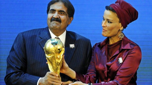 Qatar to host 2022 Soccer World Cup