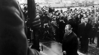 Willy Brandts Kniefall in Warschau
