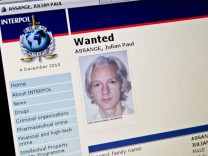 US-DIPLOMACY-INTERPOL-WIKILEAKS-ASSANGE