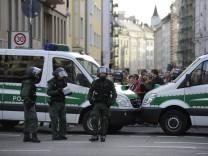 Rechtsextremistischer Aufmarsch in München