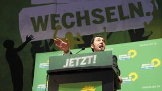 Parteitag der Grünen Baden-Württemberg