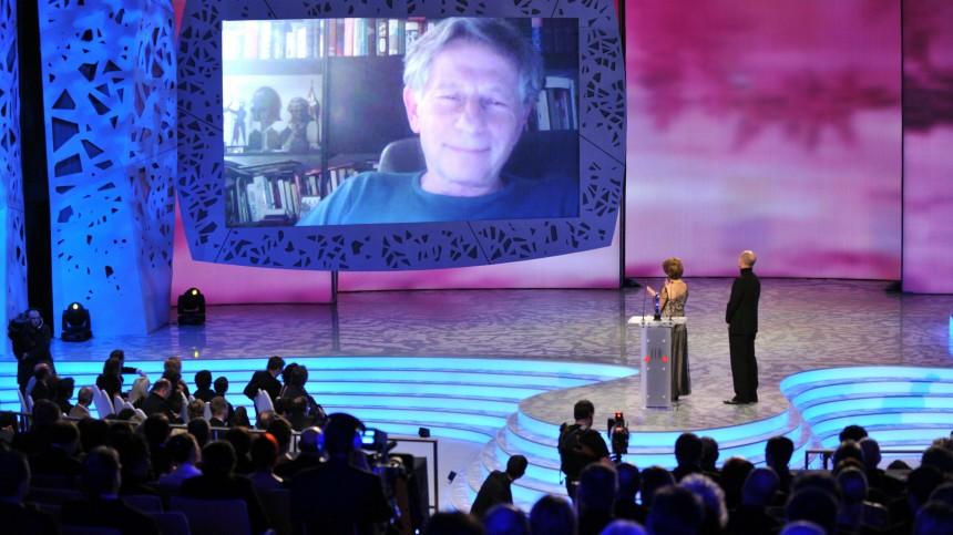 Roman Polanski Europäischer Filmpreis in Tallinn
